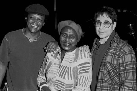 Paul Simon, Miriam Makeba, HM