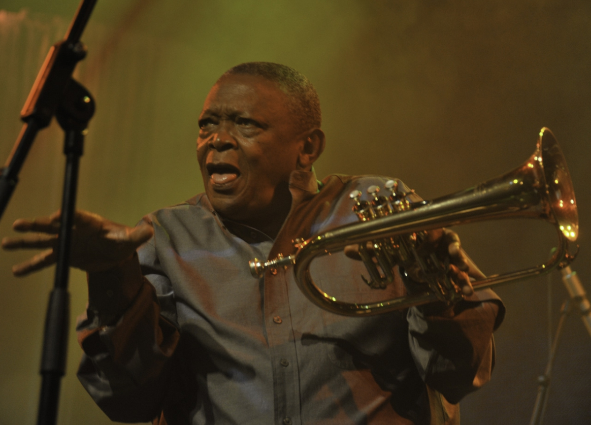 Galleries HUGH MASEKELA